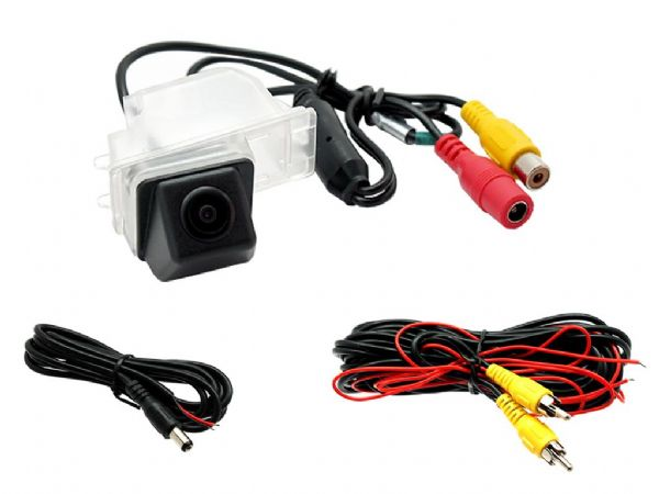 cam-fd6 ford reversing camera numberplate light type